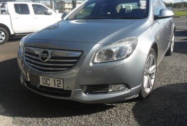 For sale  2012 OPEL INSIGNIA