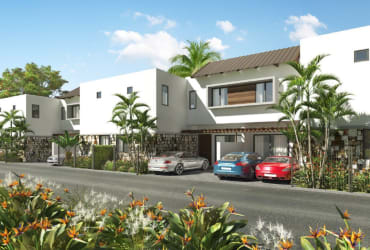 ARTEMIS : Duplex for sale – Arsenal – Trou aux Biches