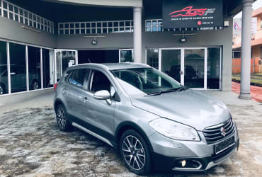 FOR SALE SUZUKI S-CROSS SX4 STEPTRONIC