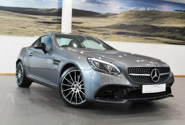 Opportunity  Price Drop Mercedes Benz SLC 300 AMG