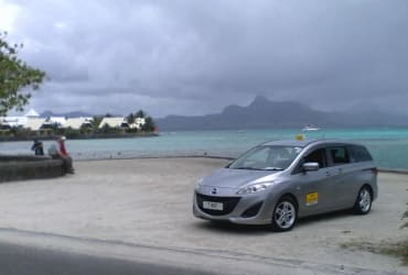 TAXI in mauritius