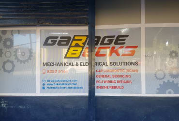 Garage Becks (Rakesh)