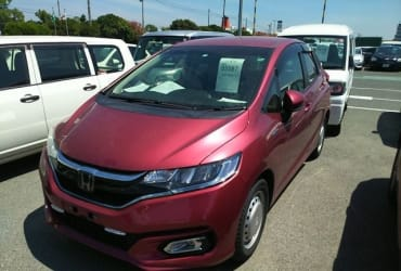 For Sale Honda Fit Hybrid L Sensing Package