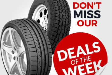 "Goodyear "" Deals of the week"""