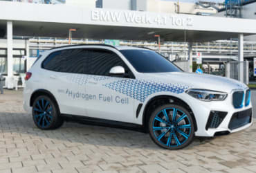 BMW to pilot hydrogen-powered vehicle in 2022