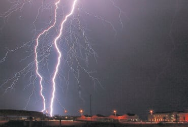 Severe Weather Advisory for These Parts Of South Africa |