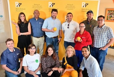 Project Orange partners up to deliver 14 million oranges to people at risk
