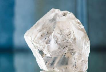 Lucara unearths 470-carat rough diamond in Botswana