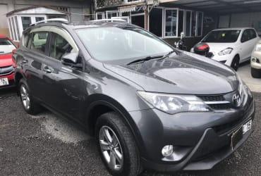 2015 Toyota RAV4 – Manual Transmission For Sale