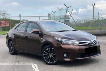For Sale 2018 Toyota Corolla Altis