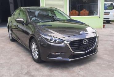 For Sale Mazda 3 Skyactive Technology 2016