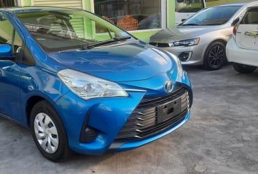 For Sale Toyota Vitz Hybrid 2017 Zero Deposit