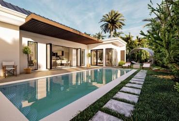 A Vendre Villa 3 Chambres à Grand Baie