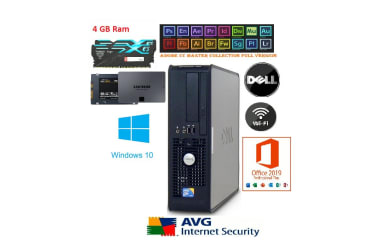 For Sale SFF Dell Tower Dual Core @ 2.4 Ghz