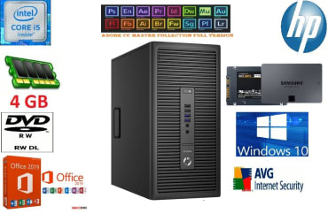 For Sale Branded HP Core i5 @3.2 GHz