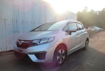 For Sale Year 2017 Honda Fit Hybrid