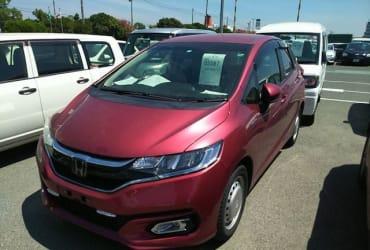 For Sale Honda Fit Hybrid L Sensing Package