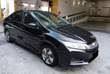 For Sale Honda Grace DX Hybrid Year 2017