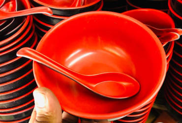 BOWL FOR SNACK AND RESTAURANT