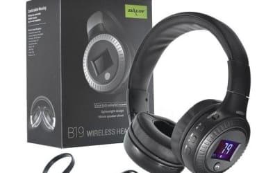 B19 Stereo Wireless Headset Bluetooth