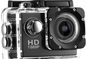 4K Action Camera 1Vision 3 Underwater