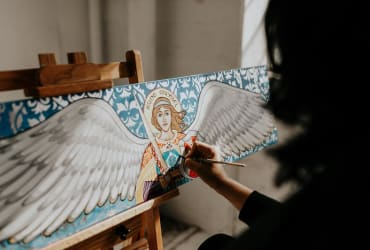 The gift of Archangel Michael