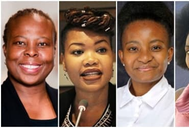 Five African women leading the way to COVID-19 recovery in Botswana