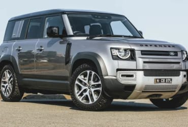 Land Rover Defender 130 seven-seater to launch in 2022