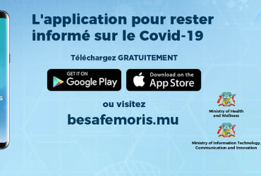 WAP: l'application possible sur la plateforme beSafeMoris