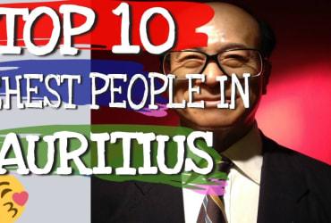 Top 10 richest men in Mauritius 2021