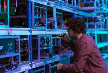 Elon Musk Meets Major North American Bitcoin Miners to Address Energy Usage