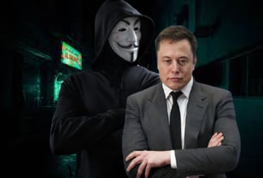 Anonymous Sends Message To Elon Musk