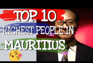 2021 Top 10 Richest People in Mauritius