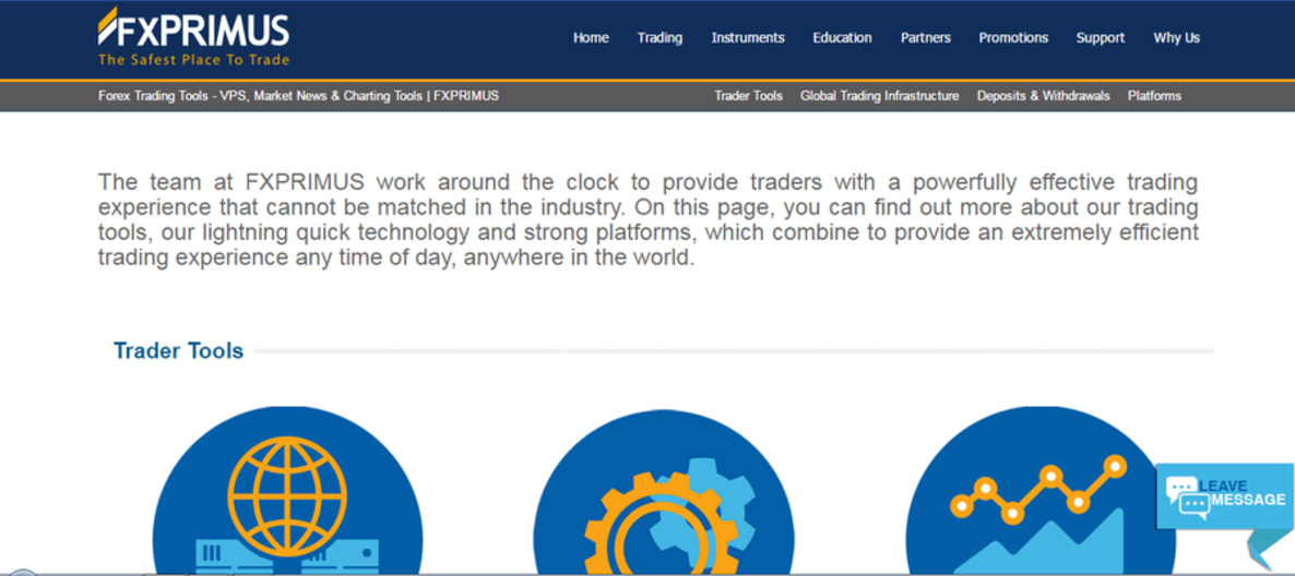 Fxprimus Review 2019 A Must Read Before You Trade With Fxprimus -