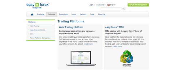 Verhandel Forex CFD's met Plus500