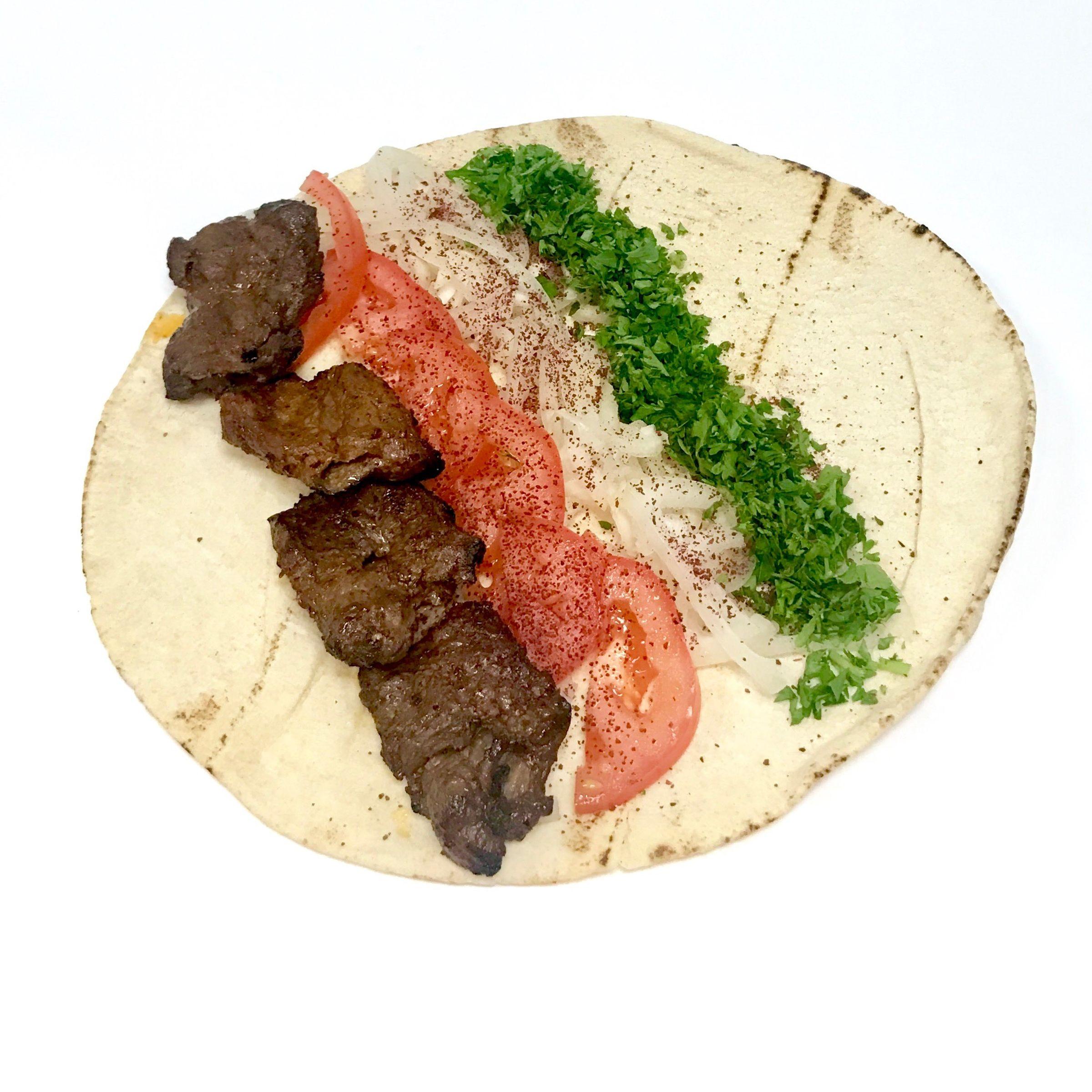Beef  Shish Kabob