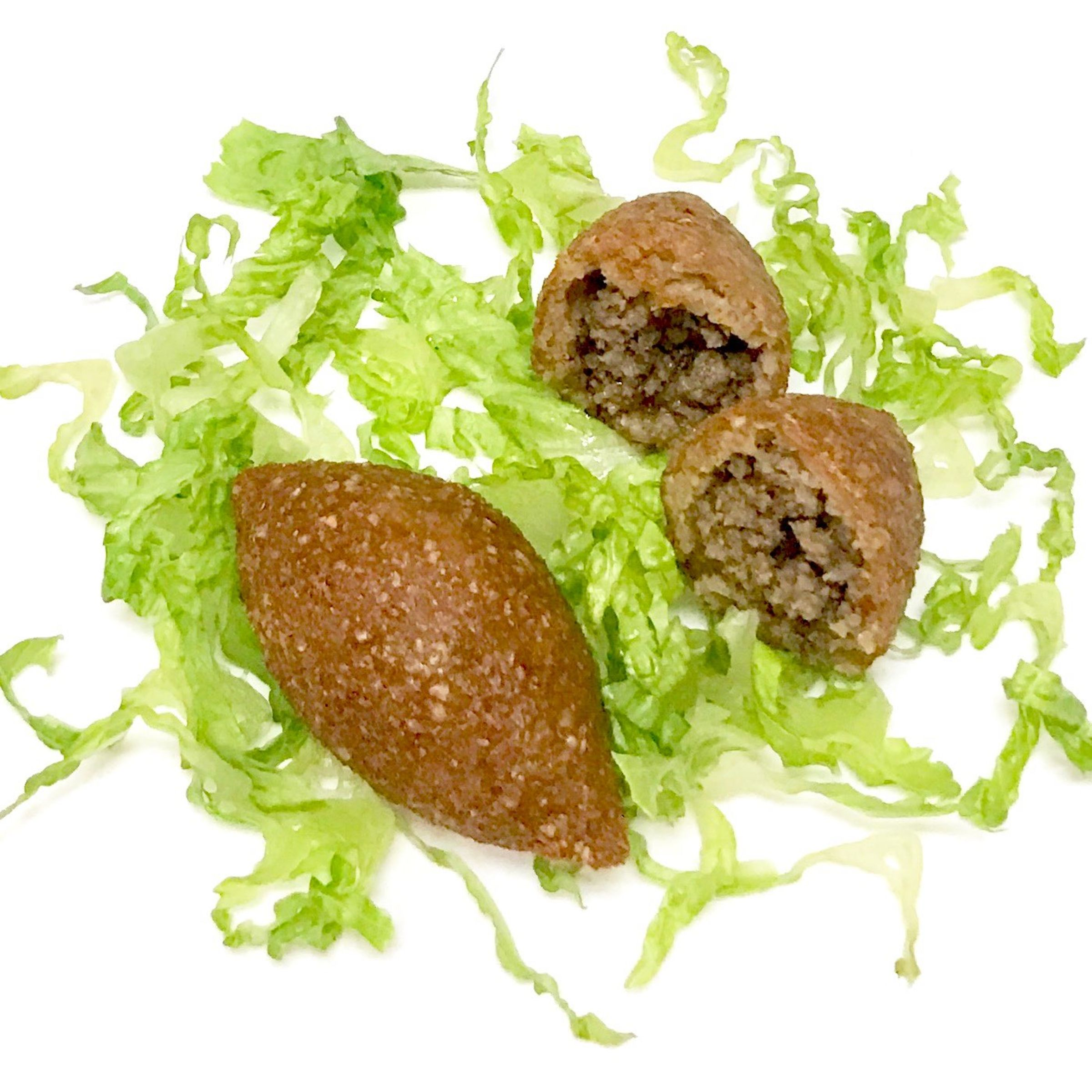 Fried Kibbeh