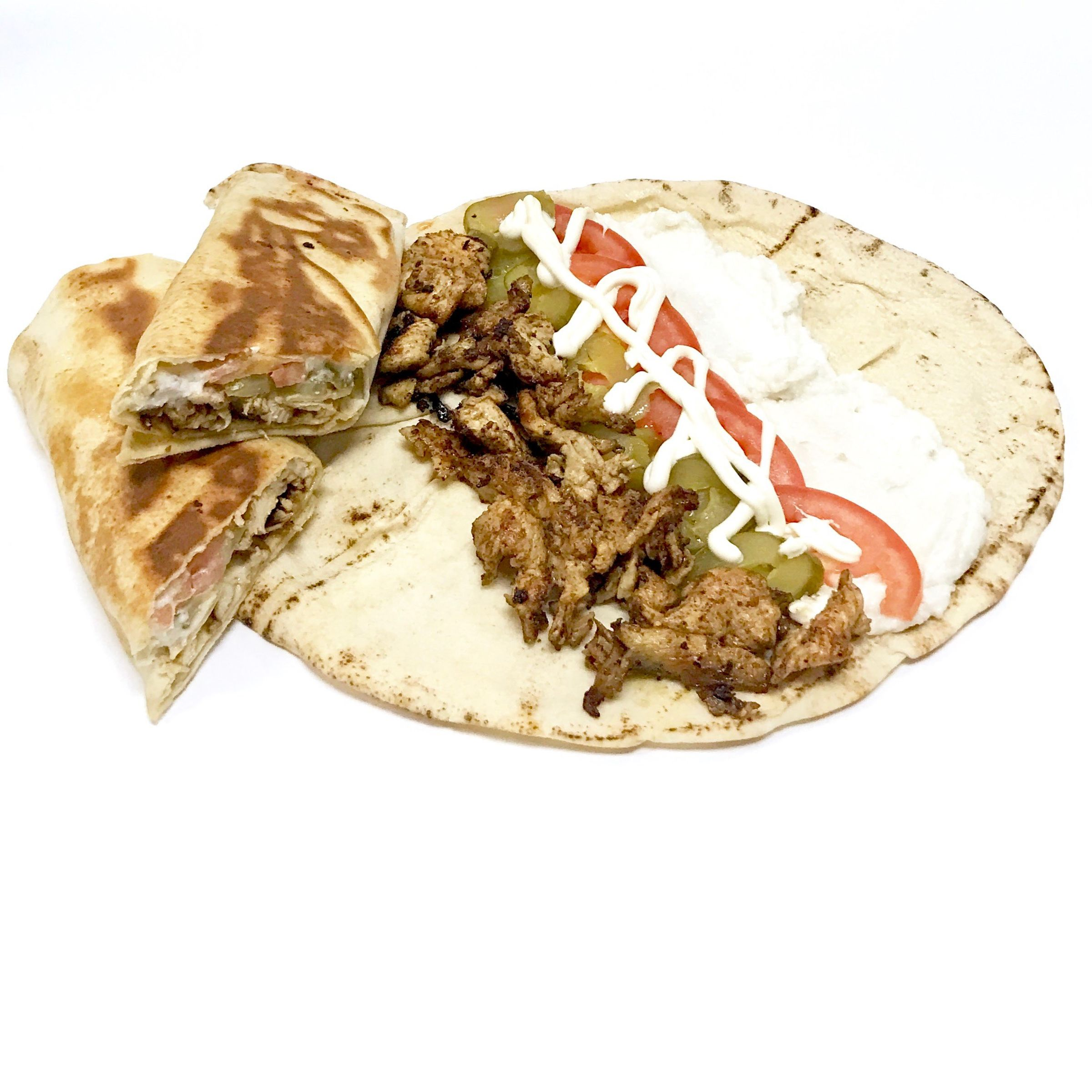 Chicken  Shawarama