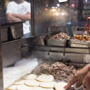 Steamed Tortilla Shells