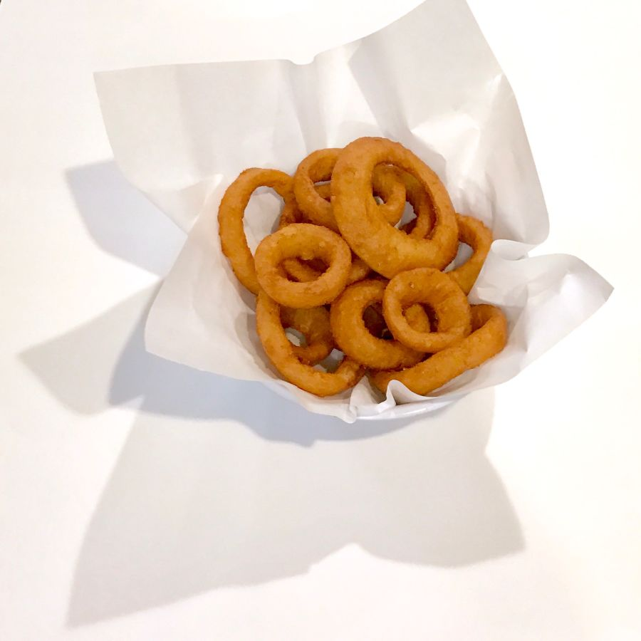 Onion rings 💍
