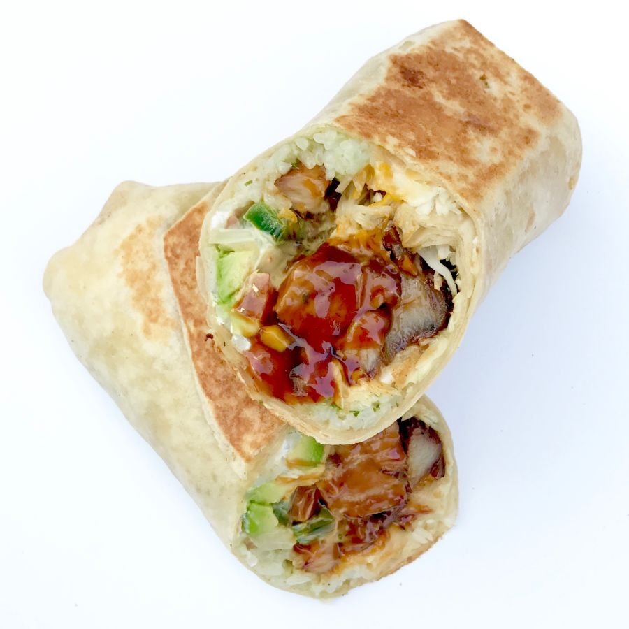 Kakuni Burrito (Pork Belly)