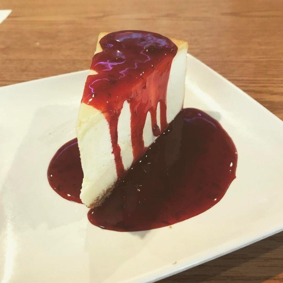 Cheese Cake (slice)