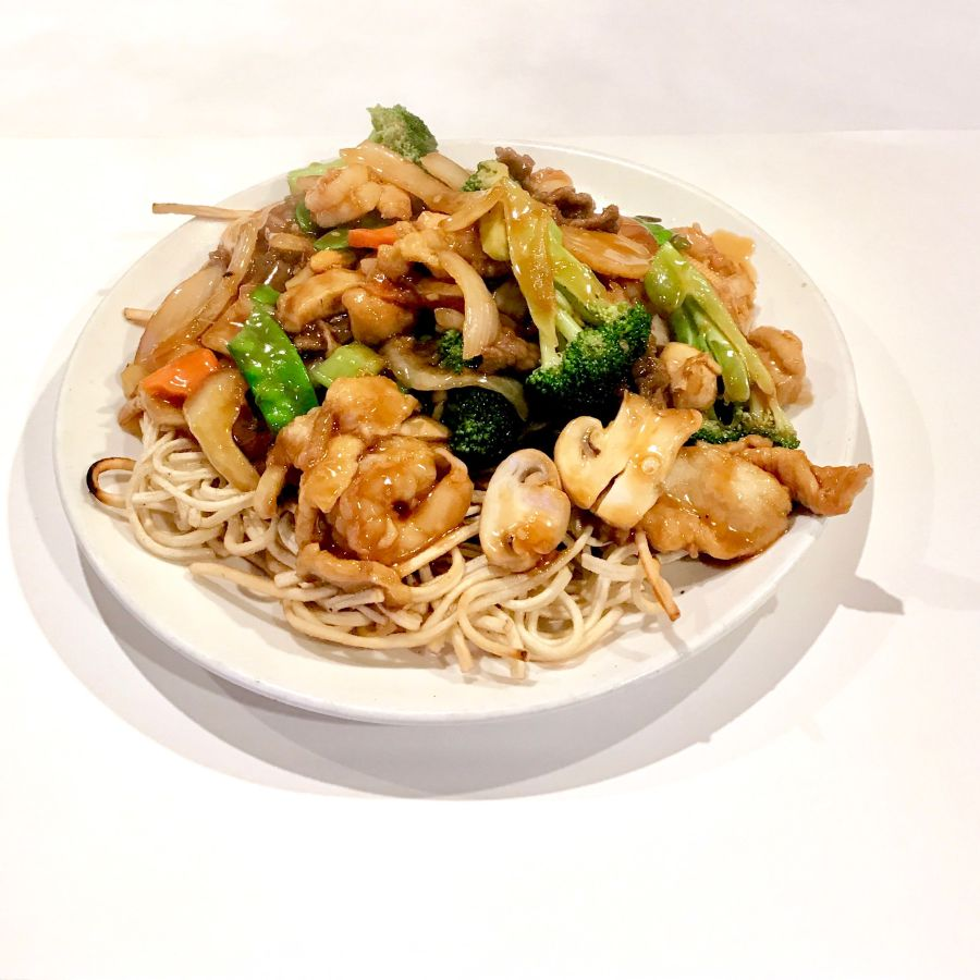 Pan Fried Noodle