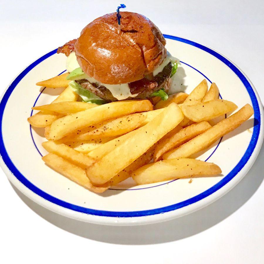 The Park ⚾️ Burger