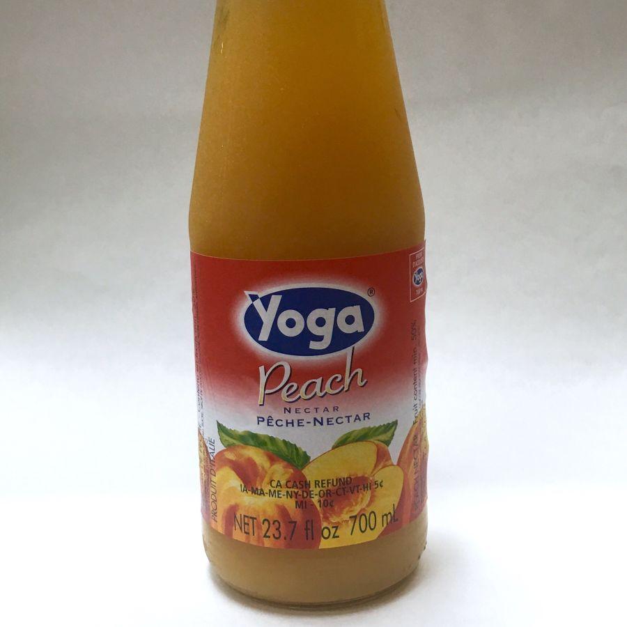 Yoga Peach