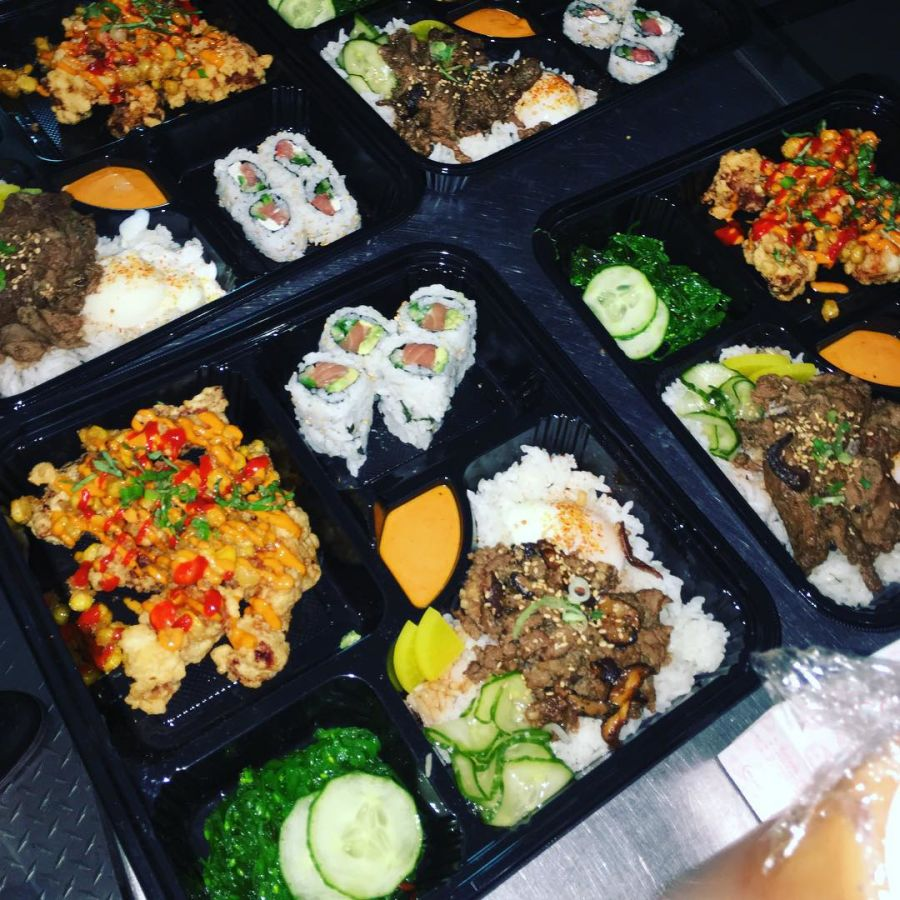 Bento Box Catering