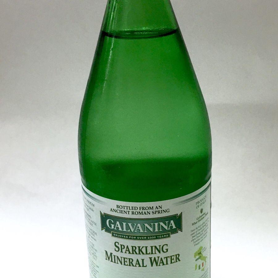 Galvanina - Sparkling Mineral Water
