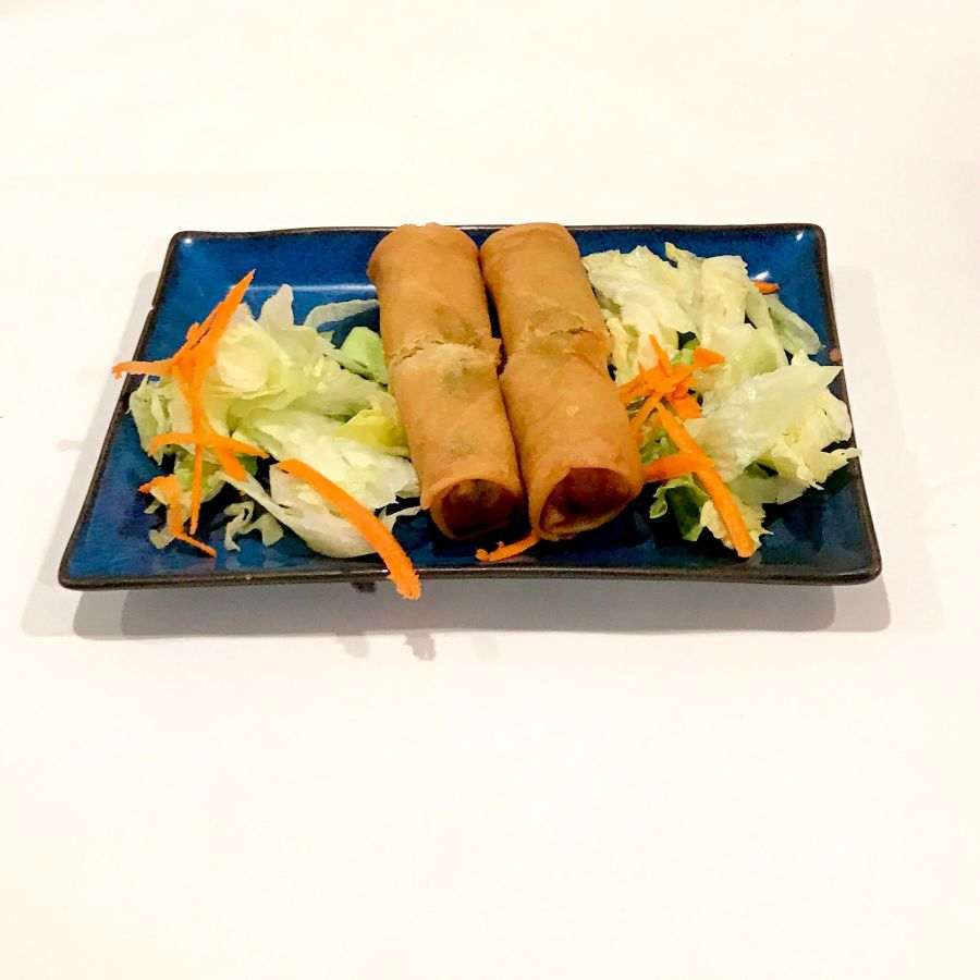Goldminers Spring Roll