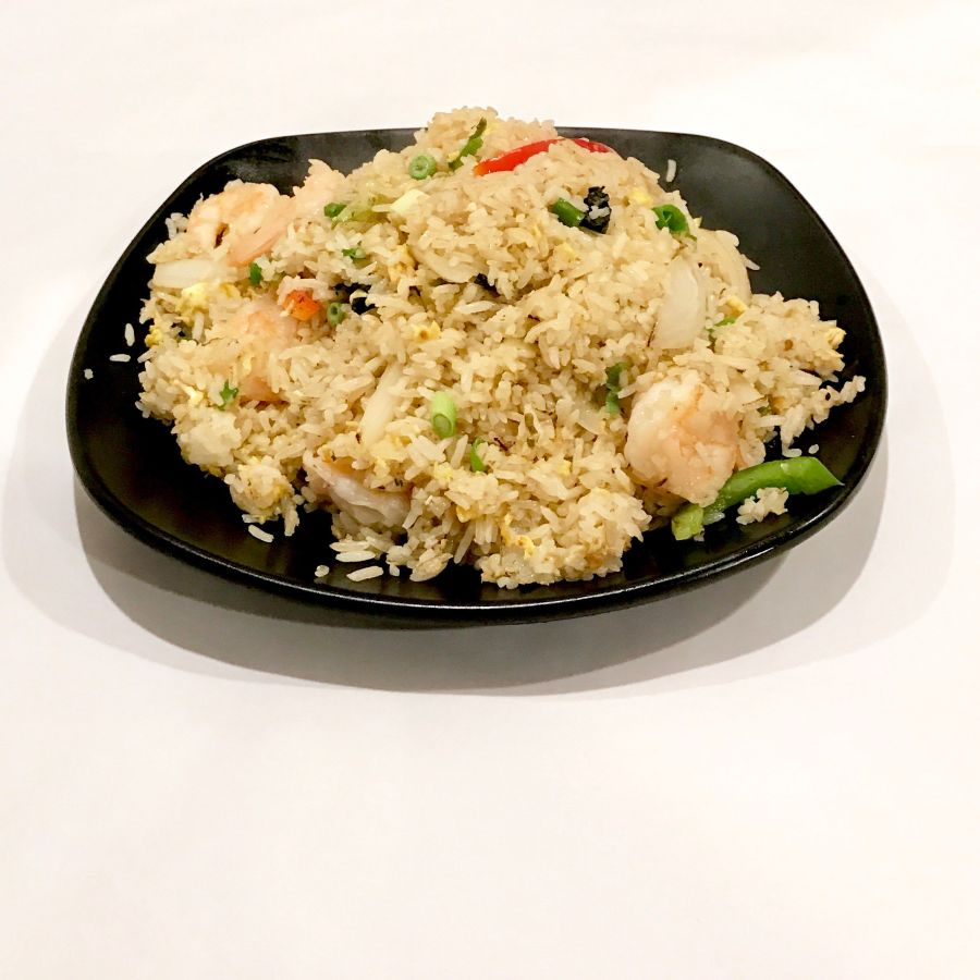 Thai Chili Fried Rice