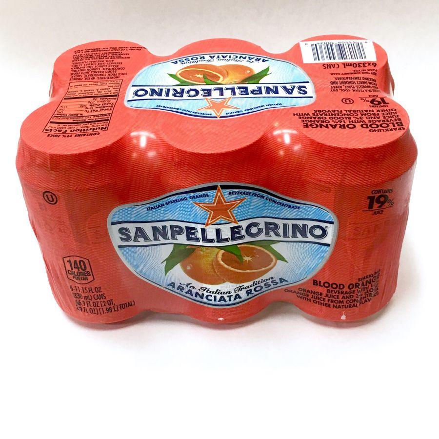 Sanpellegrino Blood Orange Case